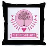Anniversary Love Heart Tree Gifts