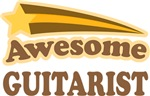 Awesome Guitarist T-shirts