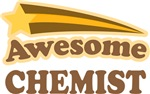 Awesome Chemist T-shirts