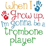 Future Trombone Player Kids Music Tees