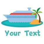 Personalized Cruise Ship T-shirts