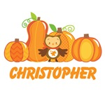 Personalized Pumpkin and Owl T-shirts