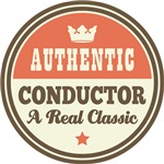 Authentic Conductor Music T-shirts