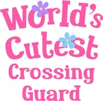 Worlds Cutest Crossing Guard Gifts and Tshirts