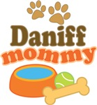 Daniff Mom T-shirts and Gifts