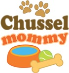 Chussel Mom T-shirts and Gifts
