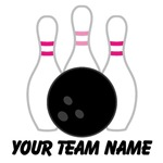 Personalized Bowling T-shirts