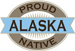 Proud Alaska Native T-shirts