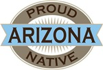 Proud Arizona Native T-shirts