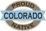 Proud Colorado Native T-shirts