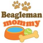 Beagleman Mom T-shirts and Gifts