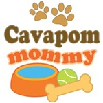 Cavapom Mom T-shirts and Gifts