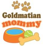 Goldmatian Mom T-shirts and Gifts