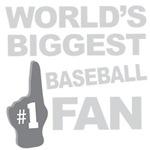 Baseball Fan Foam Hand Tees