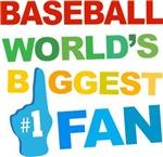 Baseball Fan Sports T-shirts