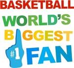 Basketball Fan Sports T-shirts