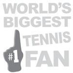 Tennis Fan Foam Hand Tees