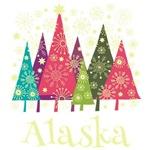 Alaska Holiday Tshirts