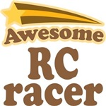 Awesome RC Racer T-shirts