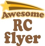 Awesome RC Flyer T-shirts