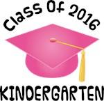 Class Of 2016 Kindergarten girls