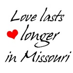 Love in Missouri T-shirts and Gifts
