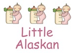 Little Alaskan Baby T-shirts and Gifts
