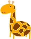 Cute Baby Giraffe Gifts for Kids