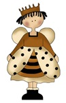 Cute Honey Bee Sweetie Tees & Gifts
