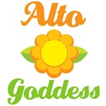 Alto Goddess T-shirts