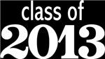 Class Of 2013 BLACK T-SHIRTS