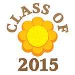 Sunflower CLASS OF 2015 T-SHIRTS