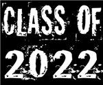 GRUNGE CLASS OF 2022 T-SHIRTS