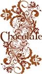 Chocolate Swirls Tee Shirts And Gifts