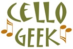 Cello Geek T shirts