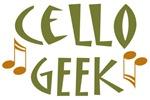 Cello Geek T shirts