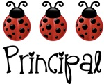 Principal Ladybug T-shirts and Gifts