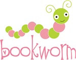 Cute Little Bookworm T-shirts and Gifts