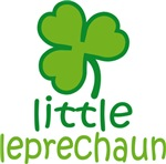 Green Irish Leprechaun T-shirts