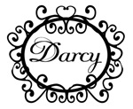 Ornate Mr. Darcy Lover T-shirts