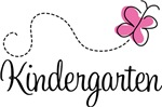 Pink Kindergarten Butterfly t-shirt Gifts