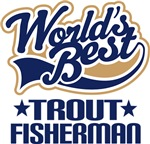 Trout Fisherman T-shirts and Gifts