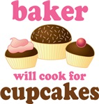 Funny Baker T-shirts and Gifts