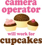 Funny Camera Operator T-shirts and Gifts