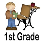 Cute 1st Grade T-Shirts and Gifts