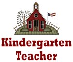 Kindergarten Teacher Desk