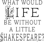 Funny Shakespeare Reading Quote T-shirts and Gifts