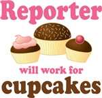 Funny Reporter T-shirts and Gifts