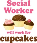 Funny Social Worker T-shirts and Gifts