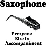 Funny Saxophone T-shirt and Gifts